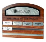 Colorframe Perpetual Employee Awards